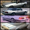 Roger Mendez's 1991 Ford 5.0 Convertible LX